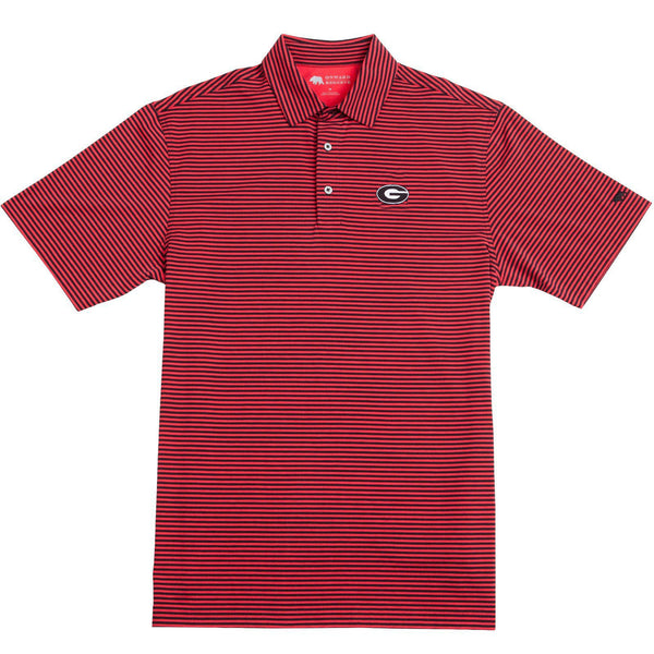 Pro Stripe Super G Polo - Onward Reserve