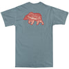 Redfish Bear Short Sleeve Tee