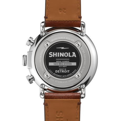 Shinola Runwell 47mm Chronograph