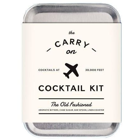 Carry on Cocktail Kit - Old Fashioned - OnwardReserve