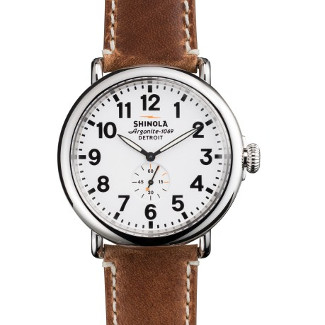 The Runwell White 47mm - Onward Reserve