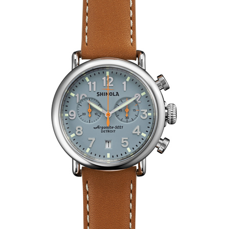 Runwell Blue Chronograph 41mm