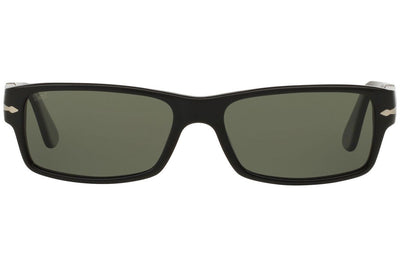PO2747S 95/48 - Black/Polarized Green