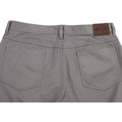 Five Pocket Stretch Pant Steel Grey - OnwardReserve