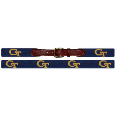 Georgia Tech Needlepoint Belt - OnwardReserve