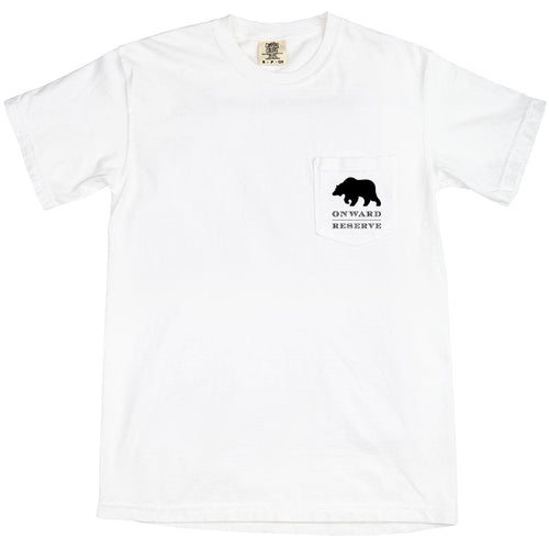 American Flag Penley Short Sleeve Tee - Navy - OnwardReserve