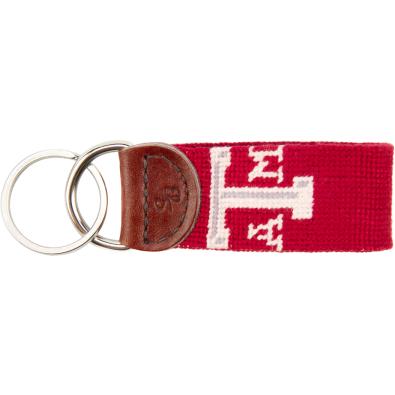 Texas A&M Needlepoint Key Fob - Onward Reserve