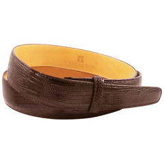 Trafalgar Java Lizard Belt