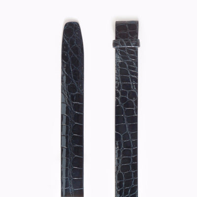 Genuine Alligator 1 3/16 inch Belt Strap - OnwardReserve