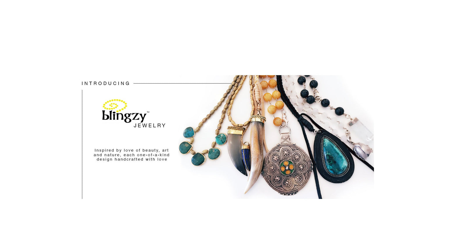 Jewelry by Blingzy
