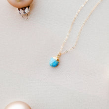 The Irene Necklace - Turquoise