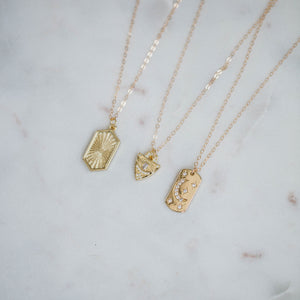The Heavenly Bodies Necklace