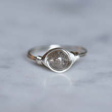 Labradorite Ring - Sterling Silver