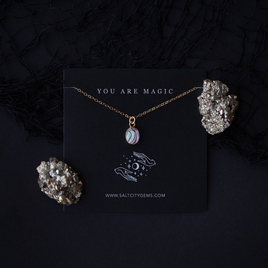Magic in Your Veins Necklace