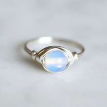 Opalite Ring - Silver