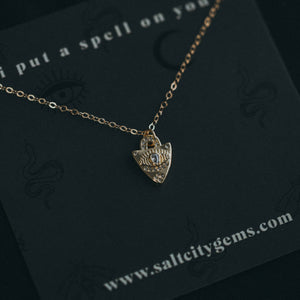 The Spell of Protection Necklace
