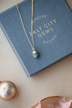 The Irene Necklace - Labradorite