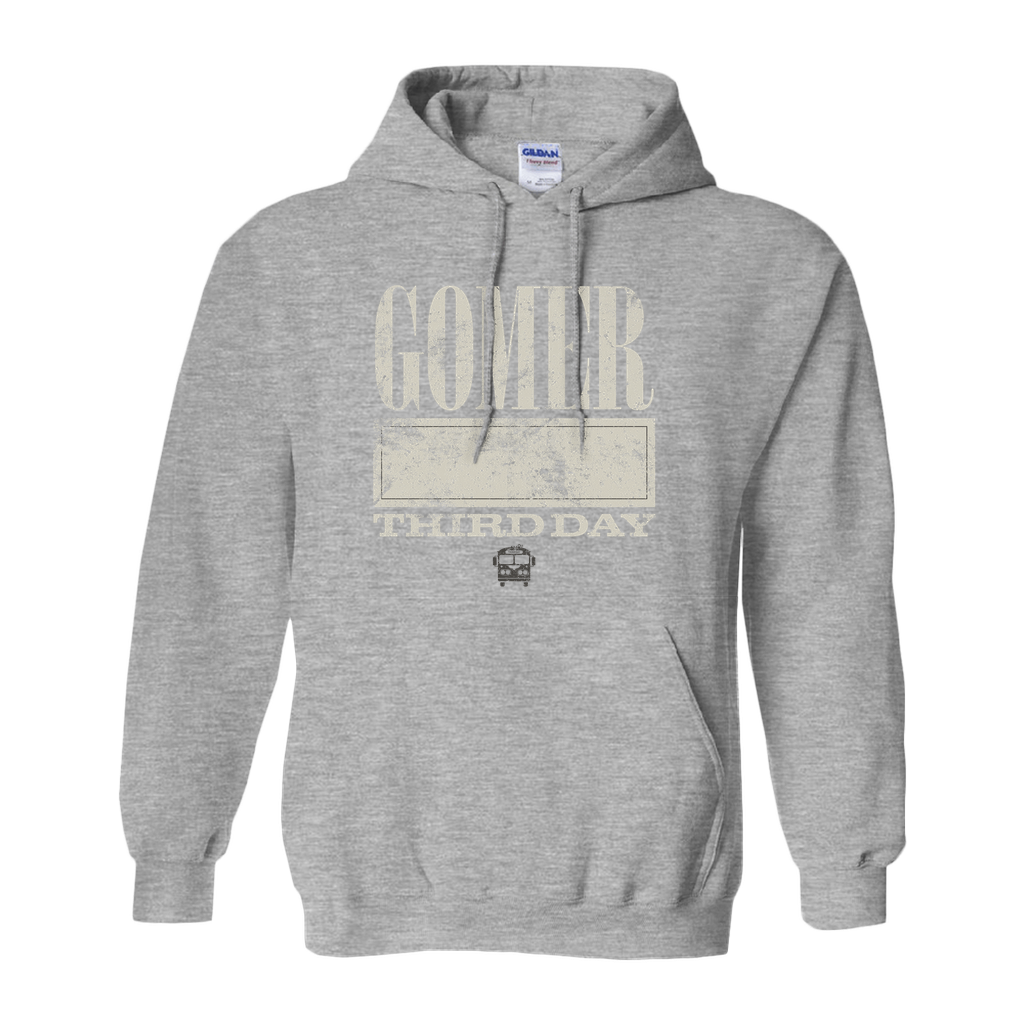 Gomer Name Tag Hoodies (No-Zip/Pullover)