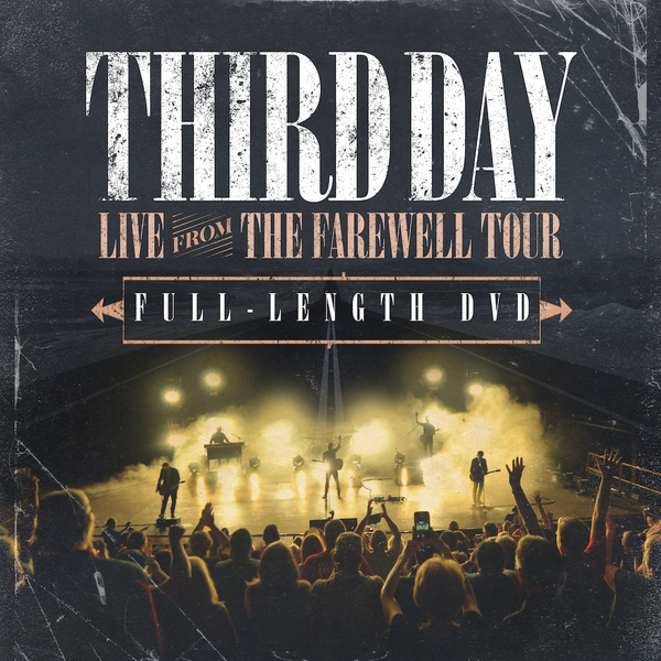 Farewell Tour Full-Length DVD (PRE-ORDER)