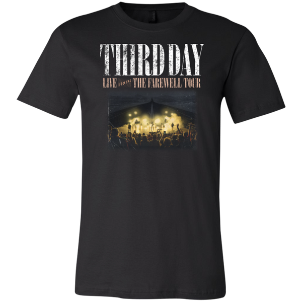 Third Day - Live From The Farewell Tour - Unisex T-shirt
