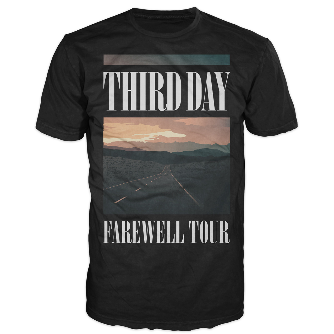 Farewell Photo Tour Tee