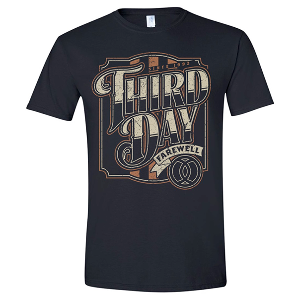 Third Day Farewell Graphic Tee