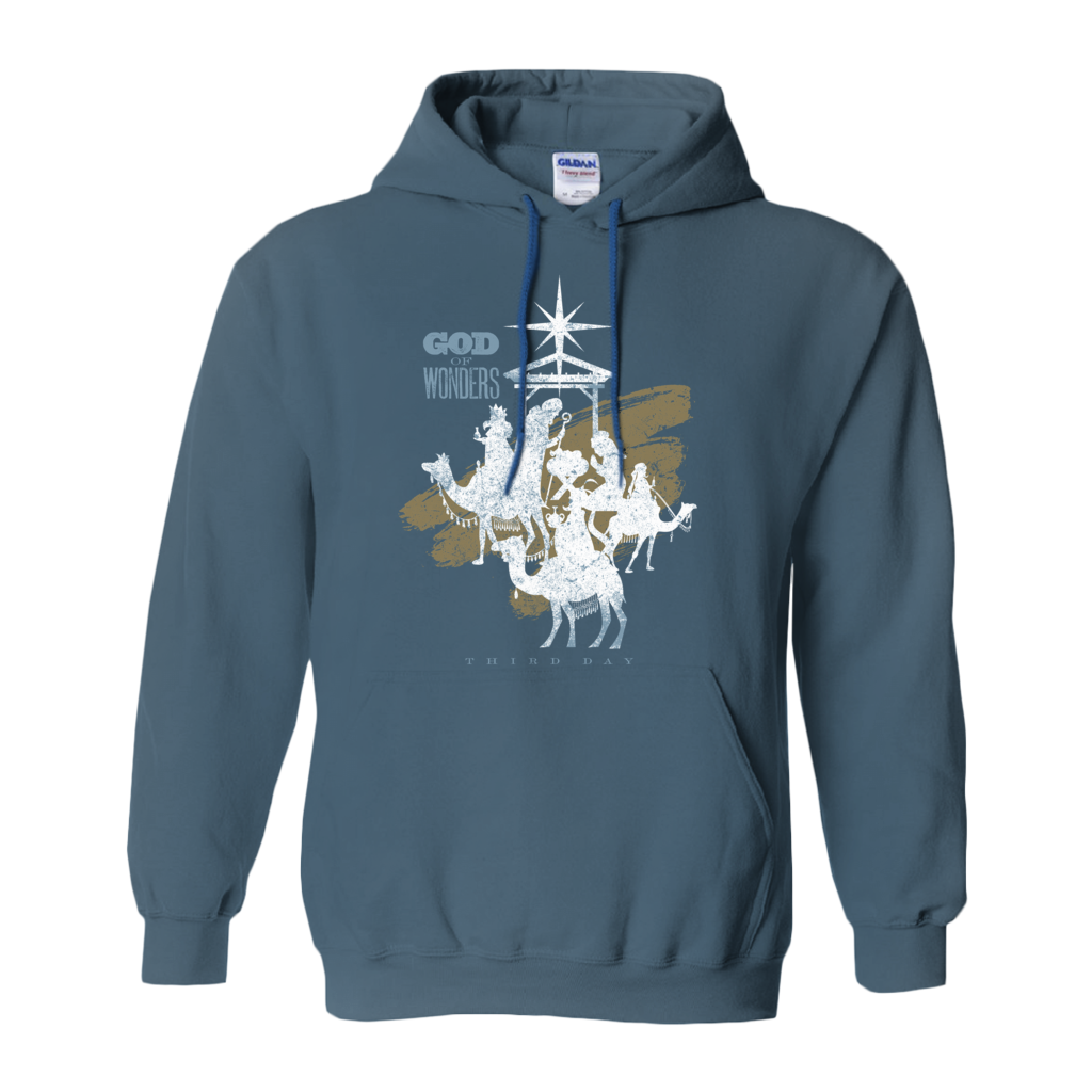 Third Day - God of Wonders - Manger - Hoodie