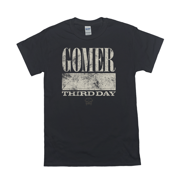 Third Day Gomer Re-issue T-Shirts