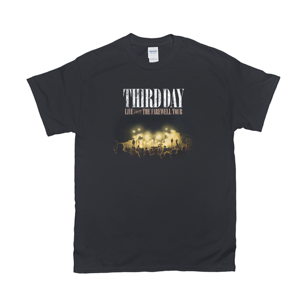 Third Day Farewell Tour T-shirt