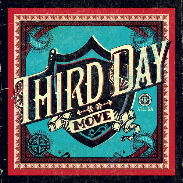 Third Day Move CD