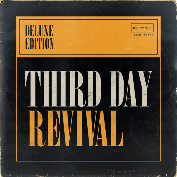 Third Day Revival Deluxe Edition CD