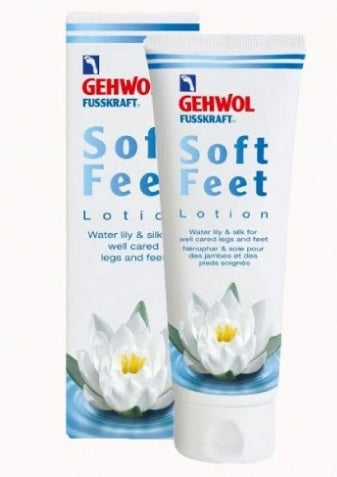 Gehwol Foot Soft Feet Lotion Tube
