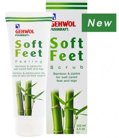 Gehwol Foot Vigour Soft Feet Srub