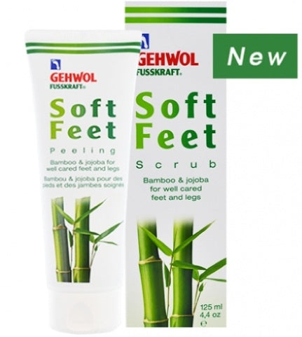 Gehwol Fusskraft Foot Vigour Green