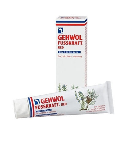 Gehwol Fusskraft Foot Vigour Red Light