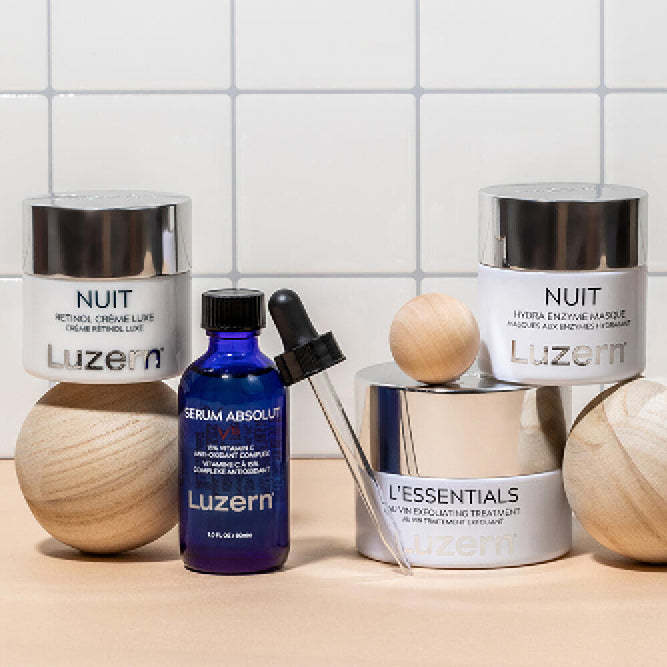 Luzern Brightening Ritual (Night Treatment Kit)