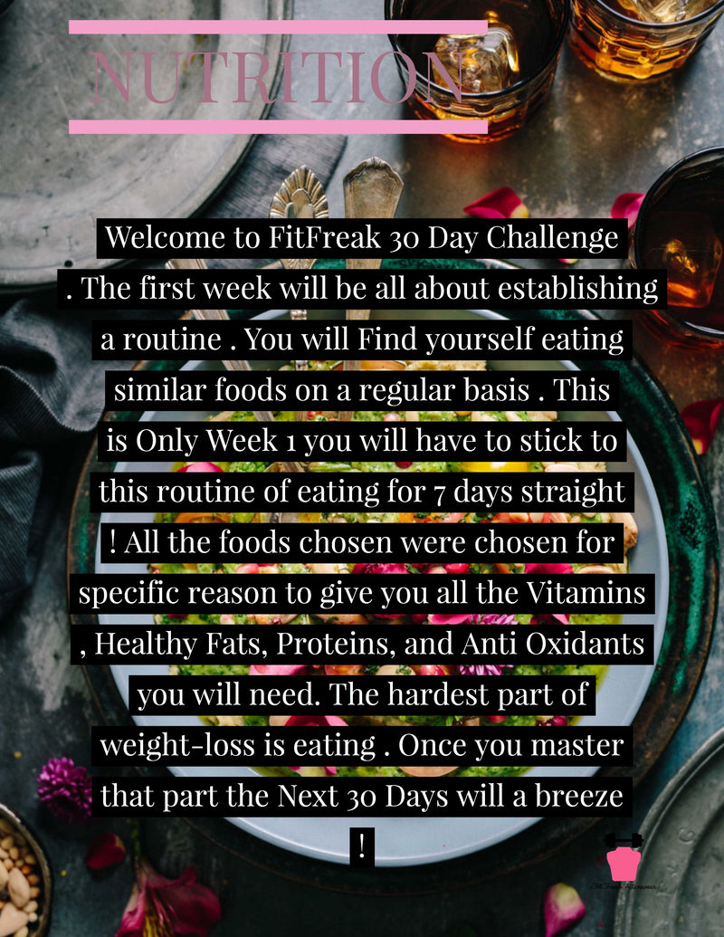 30 DAY FAT BURNING FREAK OUT - Sweet Sweat