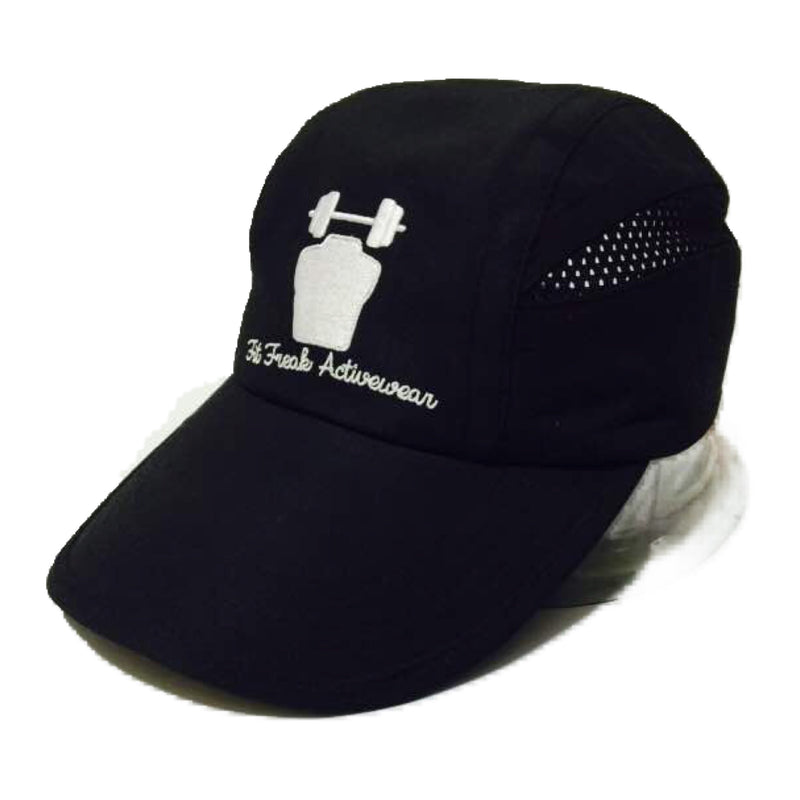 FitFreak Unisex Dri-Fit Adjustable Hat - Sweet Sweat