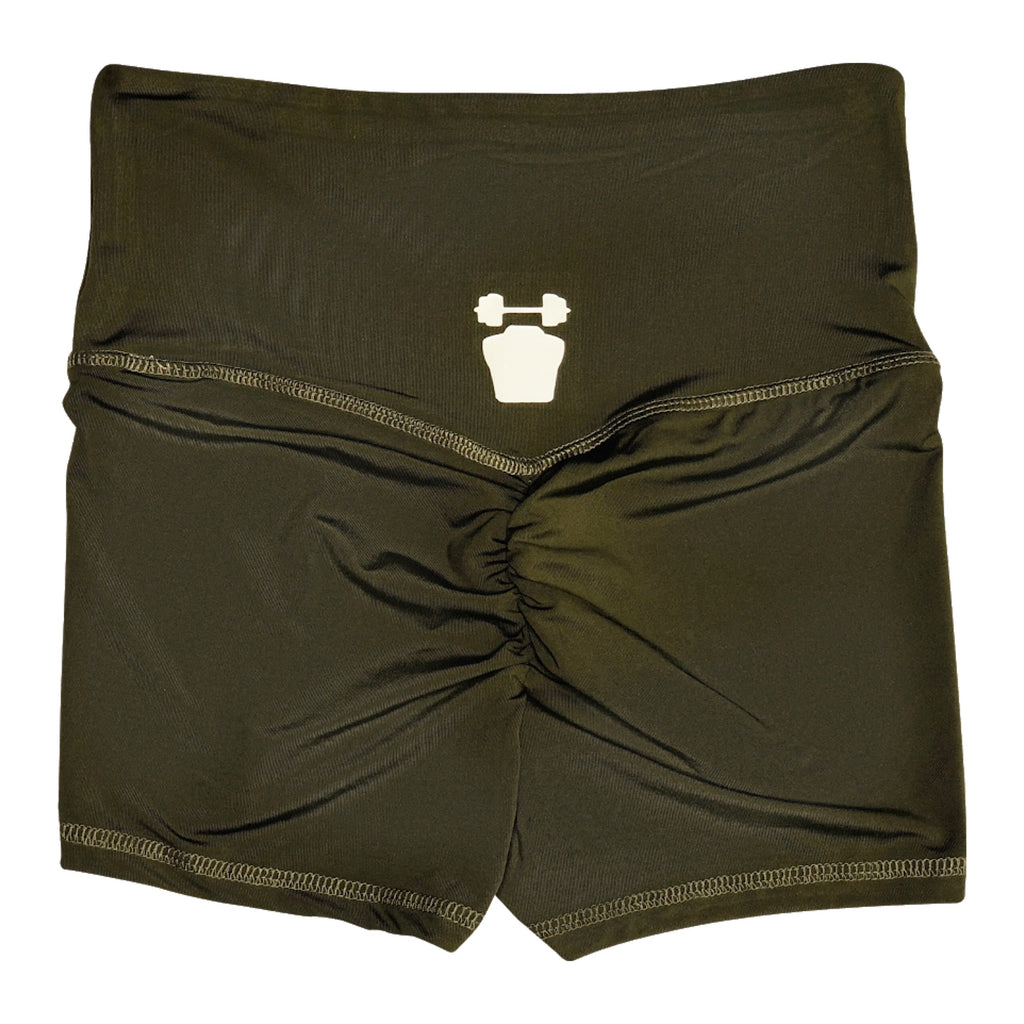 Army Scrunge (Shorts) - Sweet Sweat