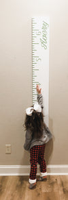 Growth Chart for Kids *color examples*