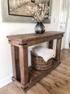 Entry table, console table, sofa table