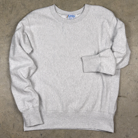 Cross Grain Crew Neck