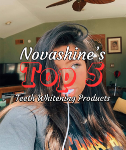 Our Top 5 Teeth Whitening Products of 2020