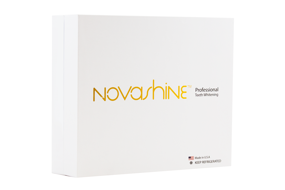 Novashine whitening kit