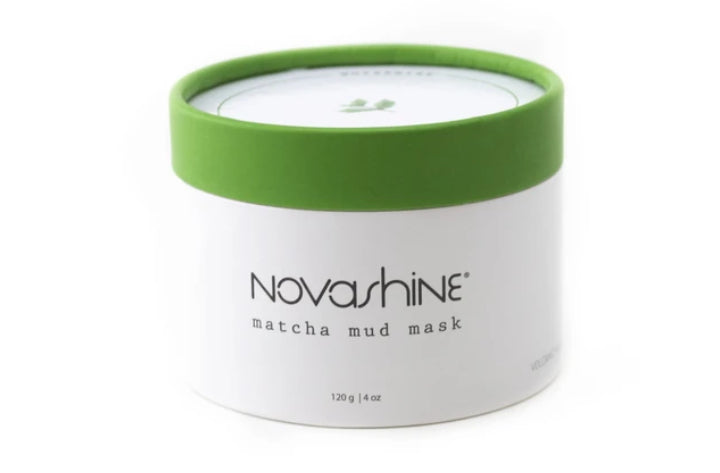 Novashine Matcha Mud Mask