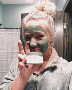 Novashine Detox Matcha Mud Mask