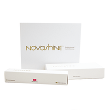 Teeth whitening 3 month supply bundle (kit + refill) - content - Novashine