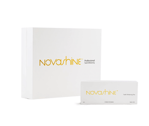 Novashine Teeth Whitening Bundle (Kit + Pen)