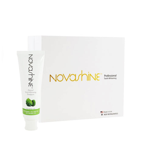 Novashine Bundle ( Kit + Toothpaste )