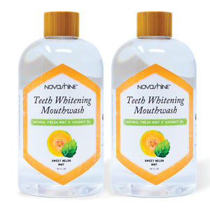 Novashine Teeth Whitening Mouthwash